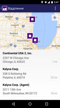 Continental USA 2 apk screenshot