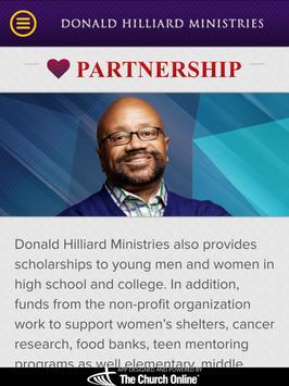 Donald Hilliard Jr. apk screenshot