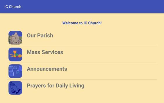 IC Church Borivali apk screenshot