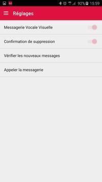Messagerie Visuelle CIC Mobile apk screenshot