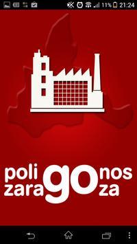 PolíGOnos Zaragoza poster