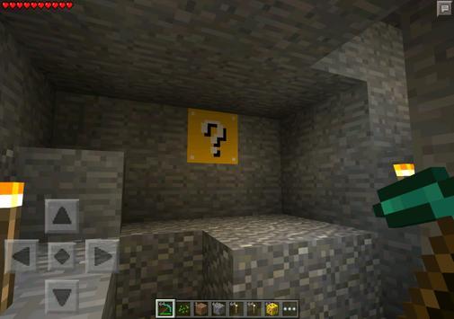 Lucky Mod Installer Minecraft apk screenshot