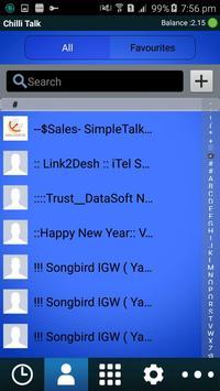 Chilli Talk apk screenshot