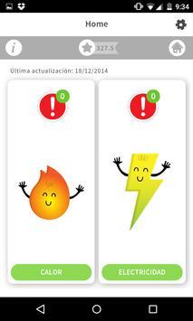 ControlaEnergia apk screenshot