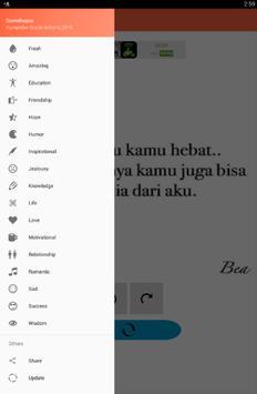 Nice Quotes apk screenshot