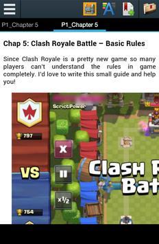 Walkthrough Clash RoyaleFree apk screenshot