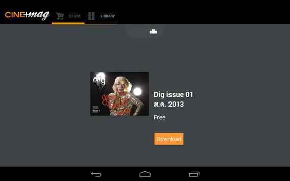 Cineplus Mag apk screenshot