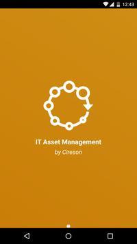 Cireson Asset poster