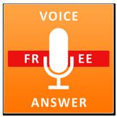 Voice Answer Free icon