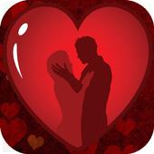 Messages et SMS d'amour icon