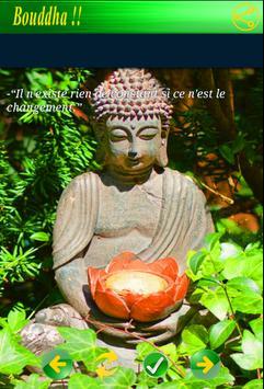 Citations Bouddha apk screenshot