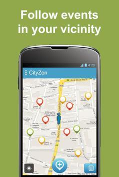 CityZen poster