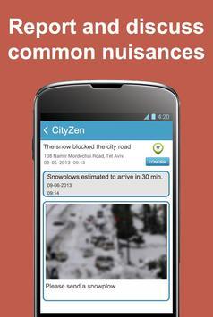 CityZen apk screenshot