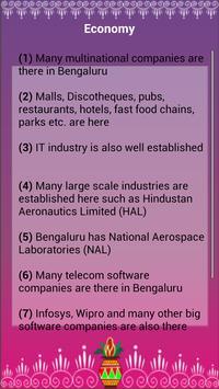 Bengaluru Info Guide apk screenshot