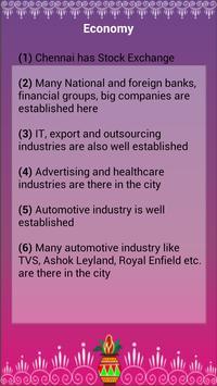 Chennai Info Guide apk screenshot