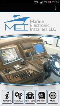 Marine Electronic Installers poster