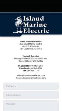 Island Marine Electric apk screenshot