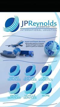JP Reynolds Company, Inc poster