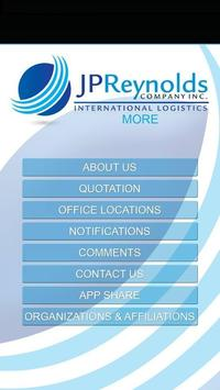 JP Reynolds Company, Inc apk screenshot