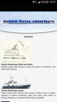 Kerwin Naval Architects apk screenshot