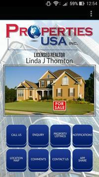Linda J. Thornton poster