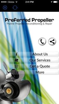 Prefered Propeller Repair, Inc poster