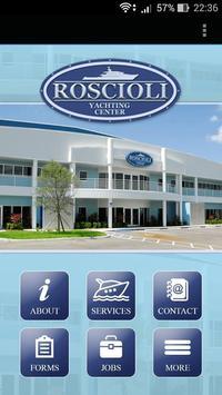 Roscioli Yachting Center poster
