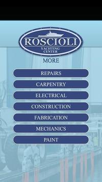 Roscioli Yachting Center apk screenshot