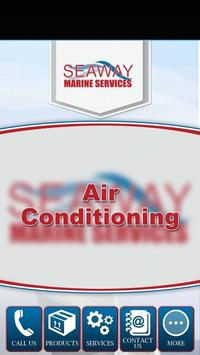 Seaway Marine Services poster