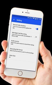 Easy Call Recorder apk screenshot