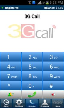3G Call Platinum Mobile Dialer poster