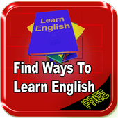 Find Ways To Learn English icon