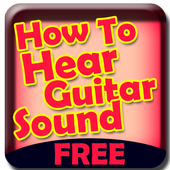 How To Hear Guitar Sound icon