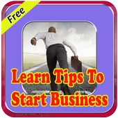 Learn Tips To Start Business icon