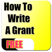 How To Write A Grant icon