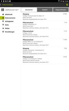 AGROCOM NET apk screenshot