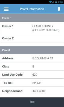 Clark County Auditor apk screenshot