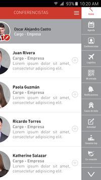 Claro Tech Summit 2016 apk screenshot