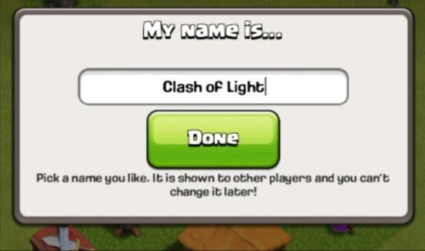 Clash of Lights Private Server apk screenshot