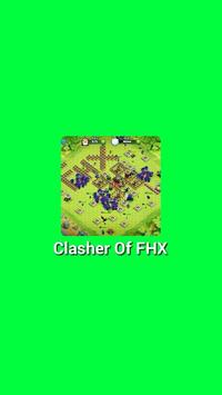 Clasher Fhx For CoC poster