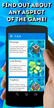Cheats Gems for Clash of Clans apk screenshot