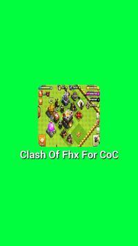 Clash Of FHX COC poster