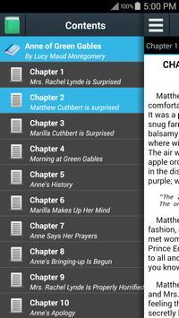 Anne of Green Gables apk screenshot