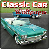 Classic Car Wallpaper icon