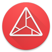 Red Tritium icon