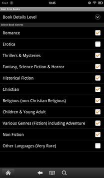 Best Free Books apk screenshot
