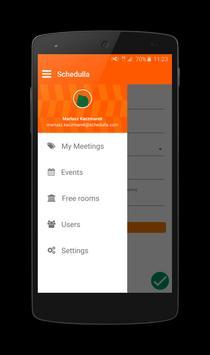 Schedulla Mobile apk screenshot