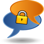 Clear Chats Messenger icon