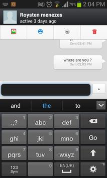 Clear Chats Messenger apk screenshot