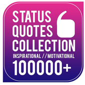 100 000+ inspirational quotes icon